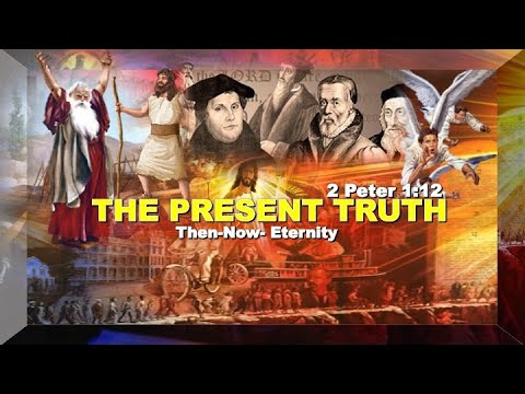 "Evangelist Carlton Knott - The PRESENT TRUTH: Bible Study - #3a ""Pre, Mid, Post Trib."""