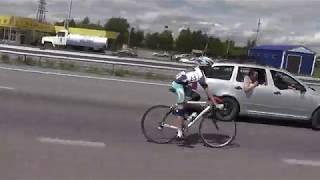Петропавловск велоспорт 2018 на приз А.Винокурова