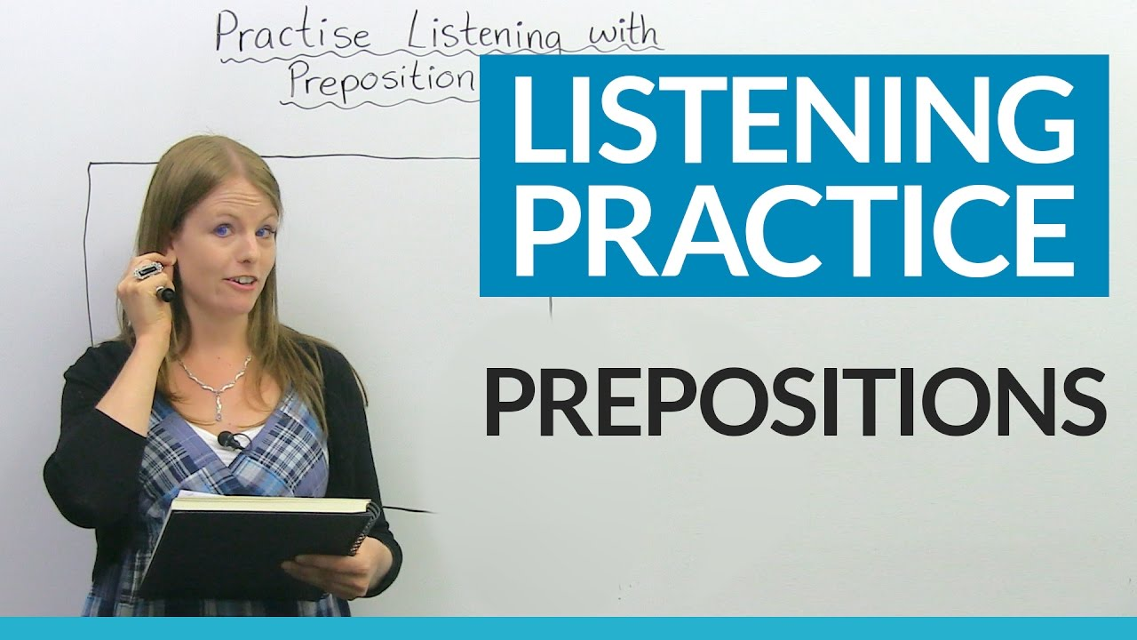 English Listening Practice: Improve your vocabulary! - YouTube