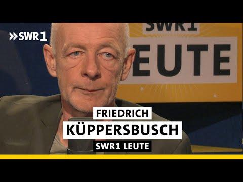 Tv Produzent Friedrich Kuppersbusch Kommentiert Die Welt Im Eigenen Youtube Format Swr1 Leute Youtube