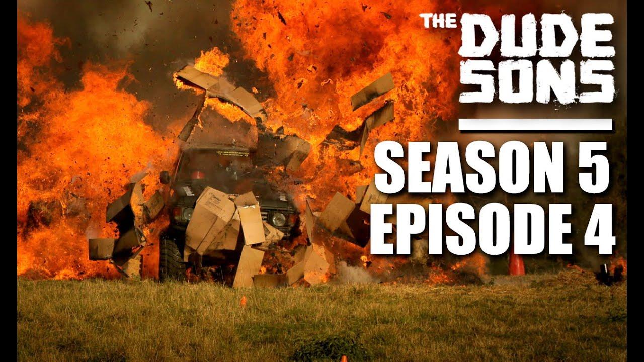the dudesons season 5 tpb