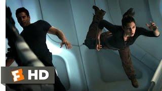 Total Recall (2012) - Anti-Gravity Gun Fight Scene (8/10) | Movieclips