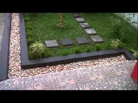 9400 Desain Taman Depan Minimalis Terbaru