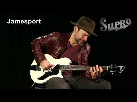 Supro Jamesport Guitar Official Demo by Ford Thurston