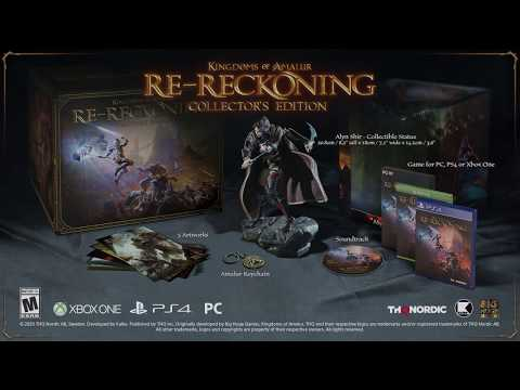 Kingdoms of Amalur: Re-Reckoning - Collector's Edition Trailer
