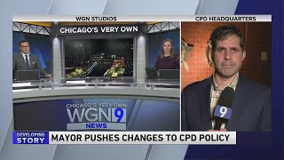 Lightfoot Pushes Changes To CPD Policy Following Fatal Shooting Of 13-year-old