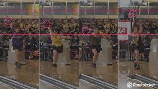 第48回全日本女子プロボウリング選手権大会』の決勝トーナメントに進出...