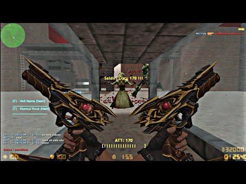 Counter-Strike: Zombie 3:The Hero - On Dark Professional   New Update Weapons