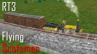 Railroad Tycoon 3: The Flying Scotsman