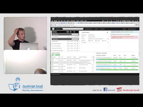 From Development to Production - Continuous Delivery of Client Side (English)