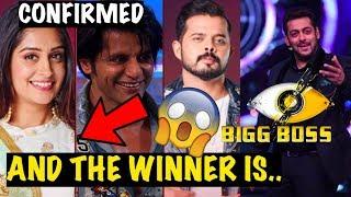 Bigg Boss Winner Confirmed😱(100% Guaranteed Clickbait😂)