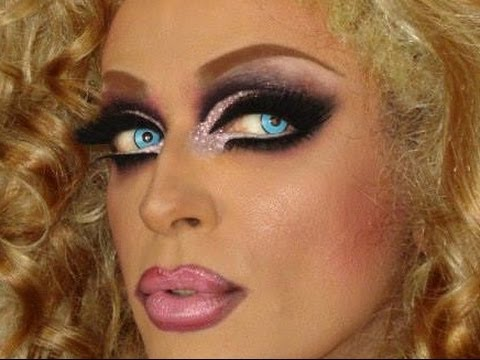 Glitter Madness Drag Queen Transformation Teaser Youtube