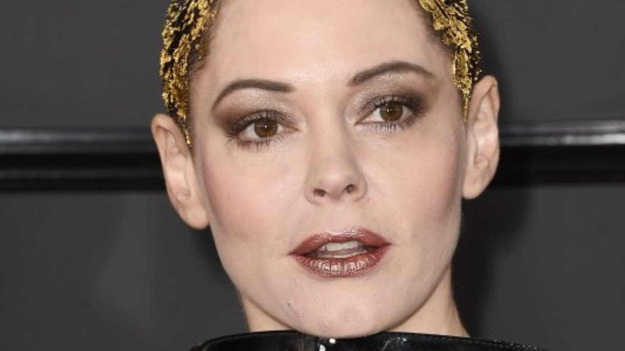 Why Hollywood won't Cast Rose McGowan Anymore