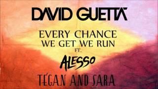 Смотреть клип песни: Alesso - Every Chance We Get We Run