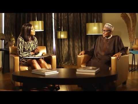 Ebonylifetv Discussion With Buhari – Parts 1