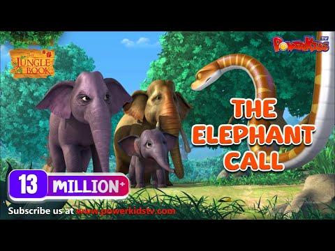 Jungle Book Hindi Cartoon 75 The Elephant Call