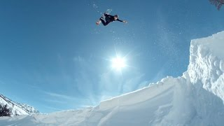 Dew Tour Breckenridge 2016: Welcome Red Gerard