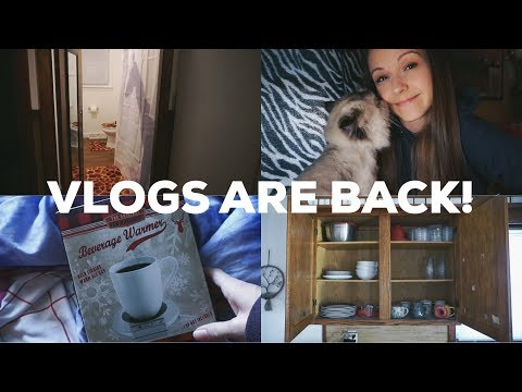 Apartment Updates + What I Got For Christmas (Vlog 12.27.17)