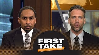 Stephen A. and Max debate if NBA has an image problem | First Take | ESPN