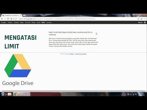 cara-mengatasi-google-drive-limit-atau-google-drive-tidak-bisa-download