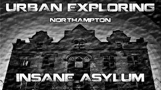Abandoned Exploring | Northampton Mental Asylum | Skeleton Found and Bell Tower Climb