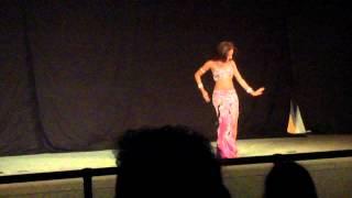 Dani Santos -  Encontro de Dança -  Camara Municipal de Paulinia 29/04/2012