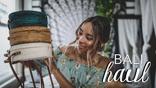 Bali Haul: Souvenirs & Things I Bought