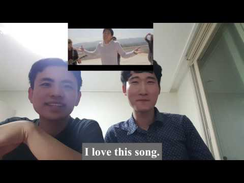 Korean guys react to Ryan Higa - Bromance