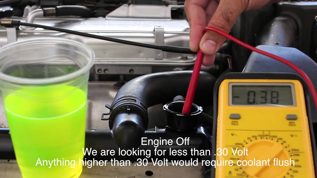 medium resolution of mitsubishi lancer fix engine coolant testing determine if you need to flush it