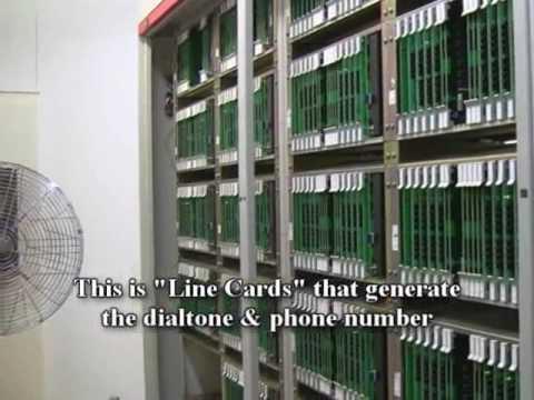New Zealand Telephone Exchange