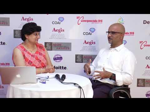 Interview  With Mr. Ashutosh Bijoor Of Accion Labs (Part-1)
