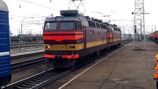 Поезд №025 Москва - Минск