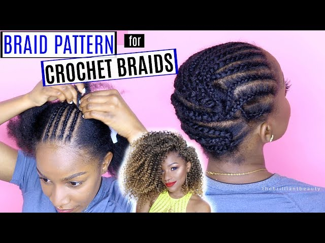 Crochet Braid Pattern Kwn