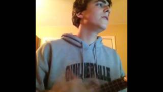 Hey there Delilah cover (ukulele)