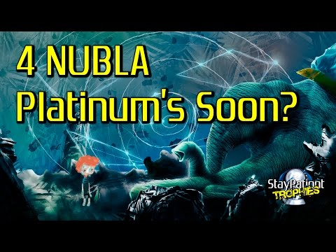 NUBLA Out In The US & More Great News! (4 x 30 Minute Platinums Soon?)