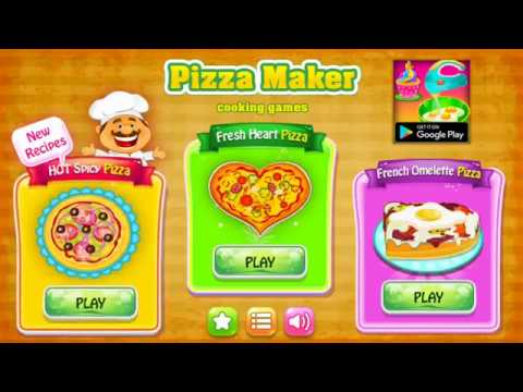 Pizza au four - Jeu de cuisine – Applications sur Google Play on