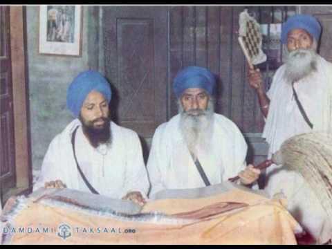Sant Baba Gurbachan Singh ji khalsa chandi di vaar di viakhya part-1