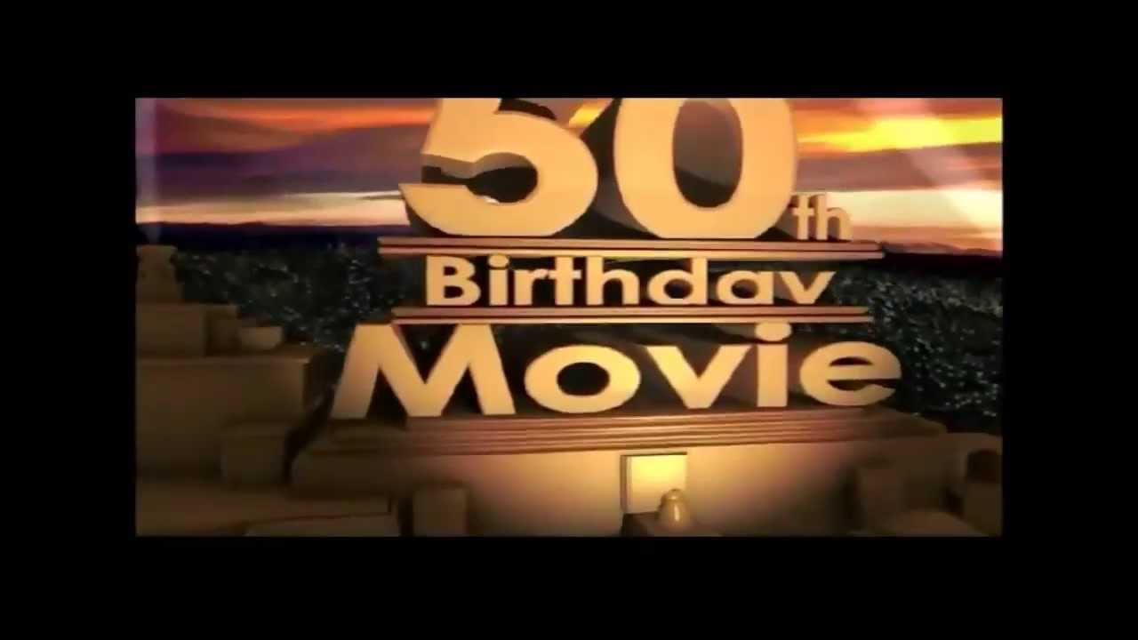 Terry's 50th Birthday Movie YouTube