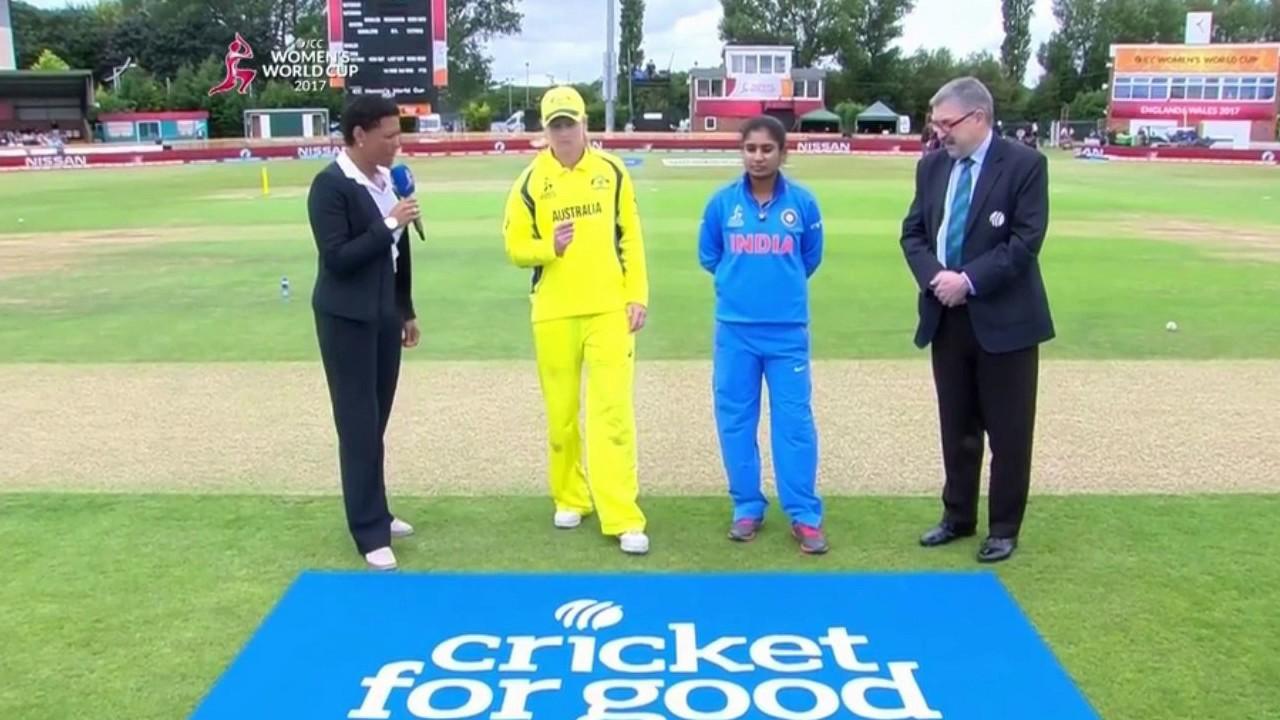 ICC Women's World Cup - 2017, Semi Final -2, Australia Vs India Highlights - INDIA won
