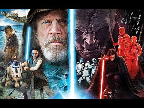 Star Wars: VIII- The Last Jedi - Trailer (2017) (Mark Hamill, Daisy Ridley) [HD] [Fan-Made]
