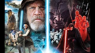 Star Wars: VIII- The Last Jedi - Trailer (2017) (Mark Hamill, Daisy Ridley) [HD] [Fan-Made]