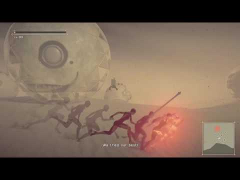 NieR:Automata (Very Hard) Emil's Determination/Emil Heads Lv99 Boss - Fast Kill A2 Berserk