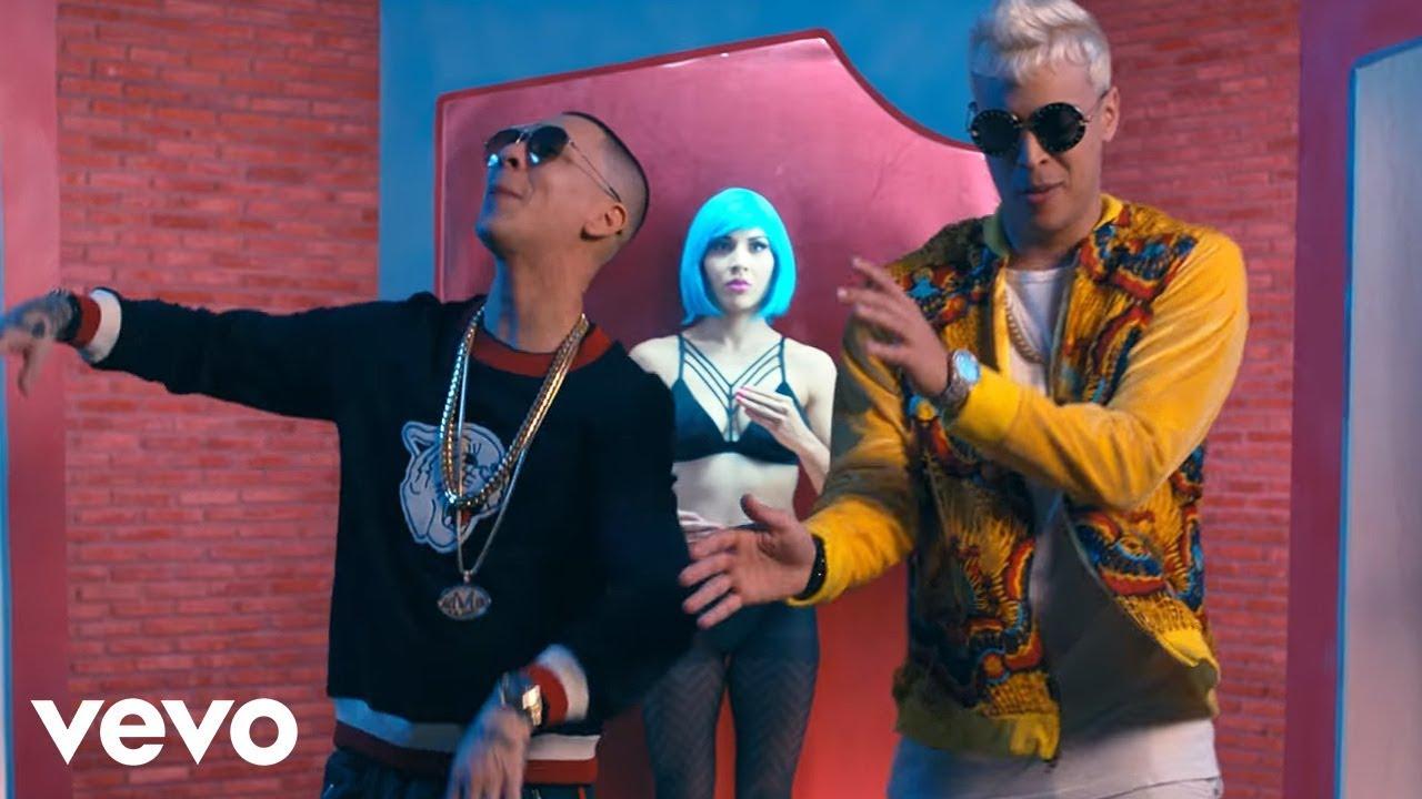 Trap Capos, Noriel - Soy un Puto (Official Video) ft. Baby Rasta #1