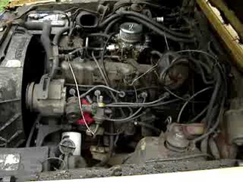 200 Cubic Inch Ford Fairmont Engine 87 Horsepower Youtube