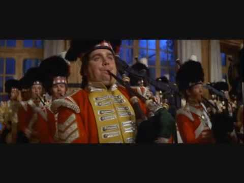 Sodiers Of Scotland Dancing To Waterloo!.wmv