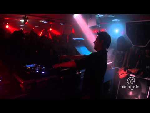 Concrete live: Laurent Garnier @ Concrete, 24th november 2013