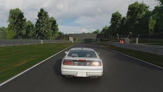 Gran Turismo Sport - Nissan Fairlady Z 300ZX TwinTurbo (Z32) '89 Gameplay [PS4 Pro]
