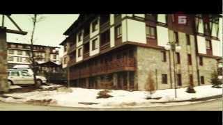 видео Горнолыжный курорт в стране Болгарии