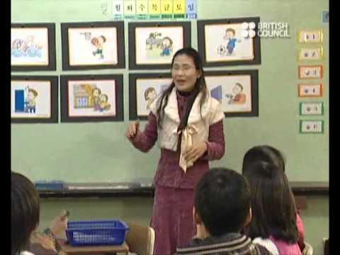 Phương pháp giảng dạy tiếng Anh cho trẻ em Bài 7.1