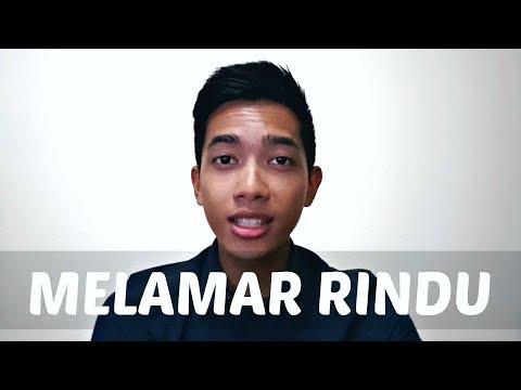 Tajul - Melamar Rindu (cover by Khairul Bahri)